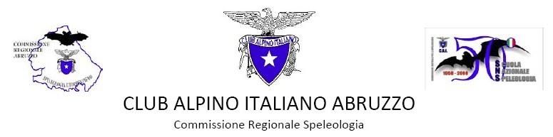 Commissione Regionale Speleologia
