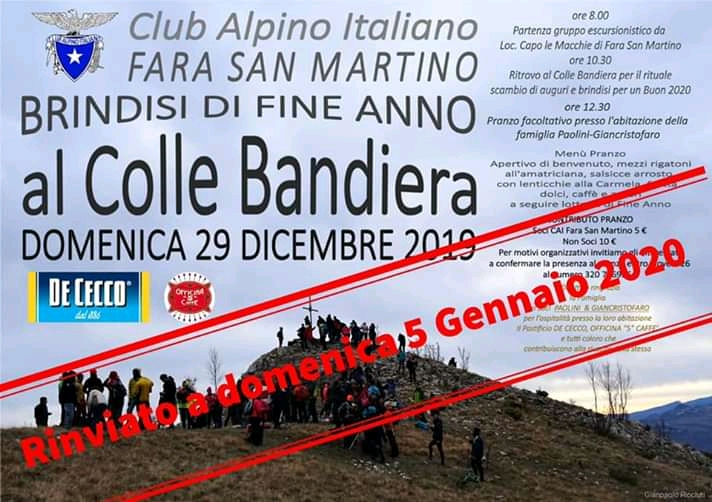 Colle Bandiera